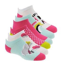 Stride Rite Morgan: 6pk No Show Anklet Socks