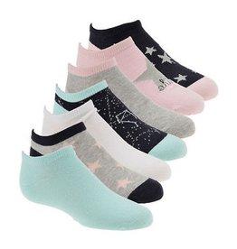 Stride Rite Starla: 7pk No Show Anklet Socks