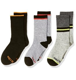 Stride Rite Peter: 3pk Crew Socks