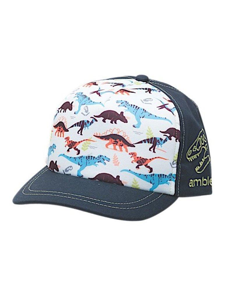Ambler Dino Baseball Hat