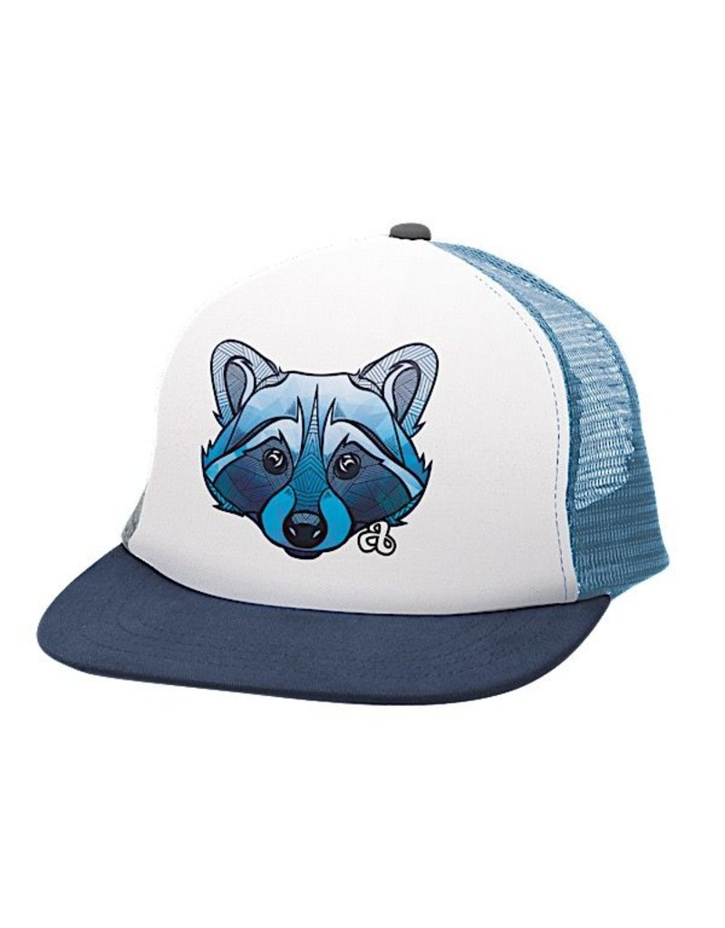 Ambler Raccoon Baseball Hat