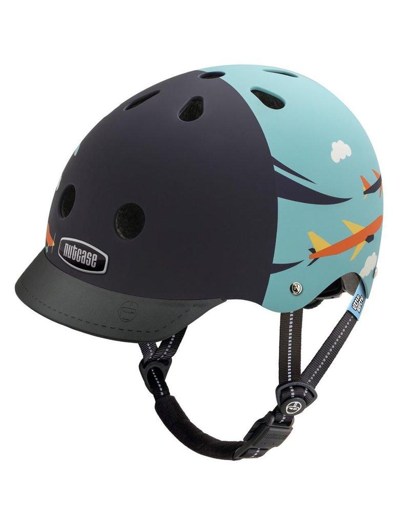 Nutcase Nutcase G3 Little Nutty Helmet Sky Flyer