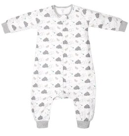 Nest Organic Cotton LS Sleep Suit Sheep  (1.0 TOG)