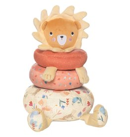 Manhattan Toys Safari Lion Plush Stacker