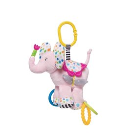 Manhattan Toys Blossoms Elephant Activity Toy