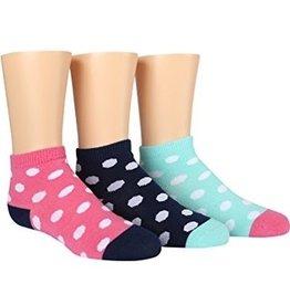 Stride Rite Melissa: 3pk Quarter Socks