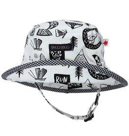 Run Wild Sun Hat