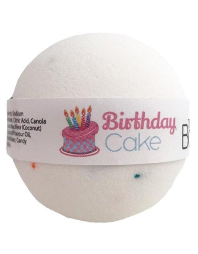 Birthday Cake Natural Bath Bomb