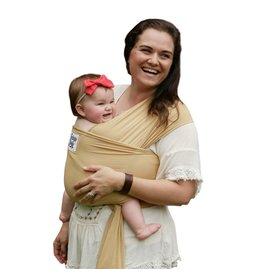 Beluga Baby Beluga Baby Bamboo Wrap - The Cassandra (Golden)