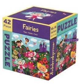 Mudpuppy 42 Piece Puzzle - Fairies