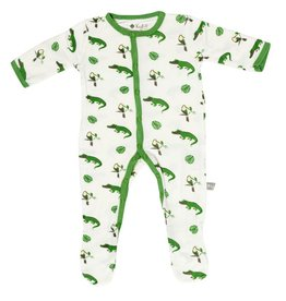 Kyte Baby Rainforest Printed Footie