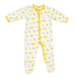 Kyte Baby Safari Printed Footie