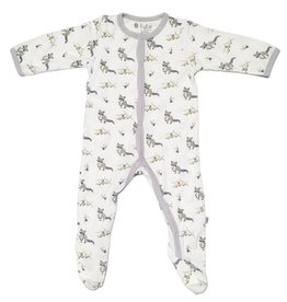 Kyte Baby Twilight Printed Footie