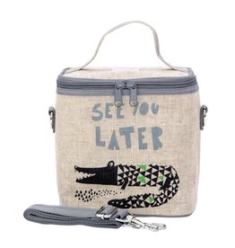So Young Wee Gallery Alligator Small Cooler Bag