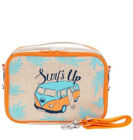 So Young Yumbox Lunch Box Orange Surf's Up