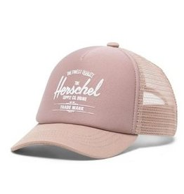 Herschel Youth Sprout Whaler Cap Ash Rose