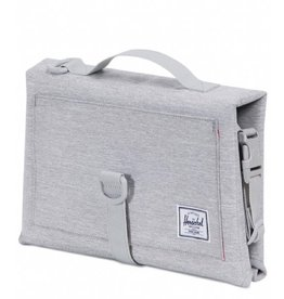 Herschel Sprout Change Pad Grey