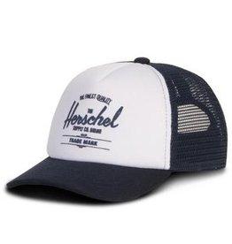 Herschel Sprout Whaler Cap White/Navy