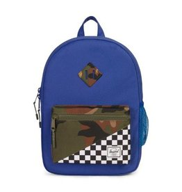 Herschel Youth Heritage Ultramarine/Checker