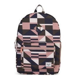 Herschel XL Youth Heritage Geo/Ash Rose