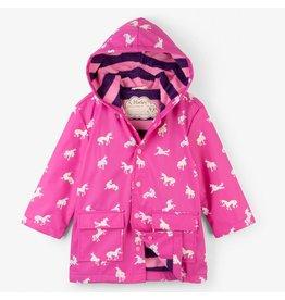 Hatley Colour Changing Unicorn Raincoat