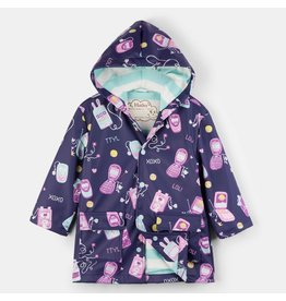 Hatley Cool Phones Raincoat