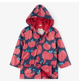 Hatley Polka Dot Apples Raincoat