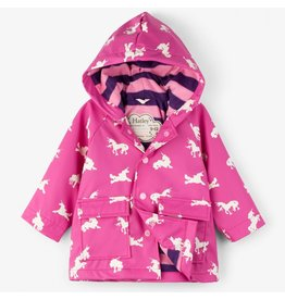 Hatley Colour Changing Unicorn Baby Raincoat