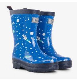 Hatley Athletic Astronauts Rain Boots