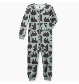Tea Collection Brown Bear Baby Sleeper