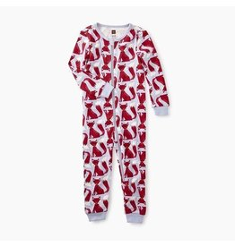 Tea Collection Friendly Fox Baby Sleeper