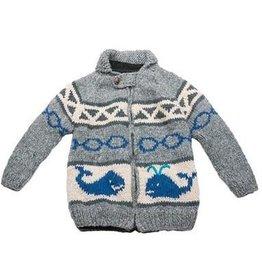 Whale Wool Sweater