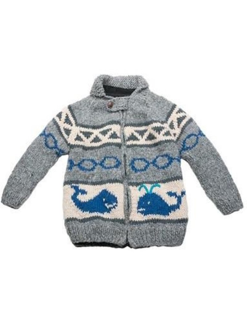 Whale Wool Sweater
