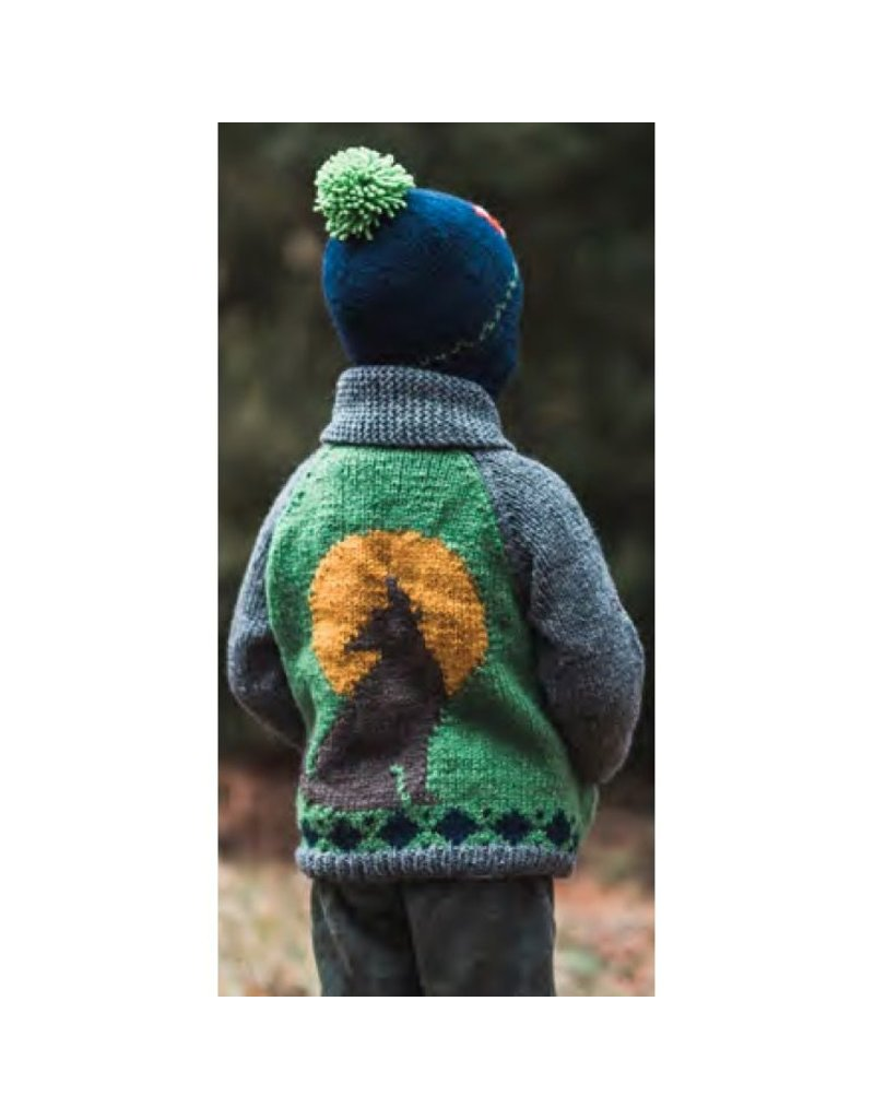 Wolf Wool Sweater