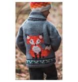 Fox Wool Sweater