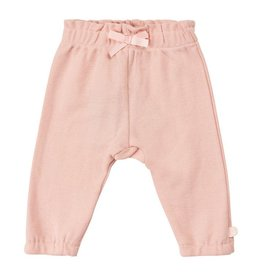 Minymo Bow Cotton Pants