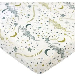 Nest Crib Sheet Stars
