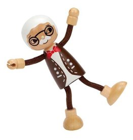 Hape Toys Modern Family, Grandfather