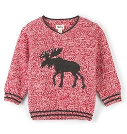 Hatley Moose Baby Sweater