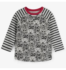 Hatley Forest Animals Raglan Tee