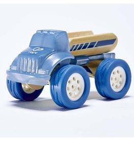 Hape Toys Mini Pickup - Blue