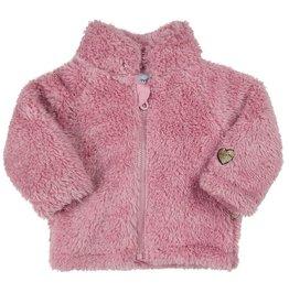 Minymo Zephyr Baby Teddy Fleece Jacket