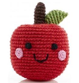 Happy Apple Rattle