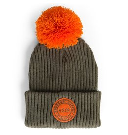 Herschel Sepp Toque - Green/Orange