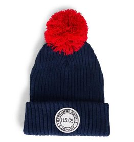 Herschel Sepp Toque - Navy/Red