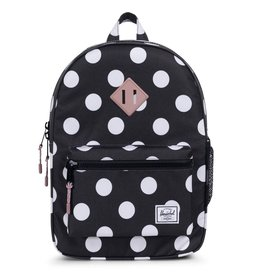 Herschel Youth Heritage Polka Dot Rose