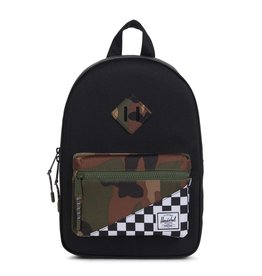Herschel Heritage Black/Checkered