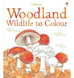 Usborne Woodland Wildlife to Colour