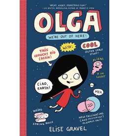 Harper Collins Olga: We're Out of Here!