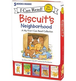 Harper Collins Biscuit's Neighborhood : 5 Fun-Filled Stories